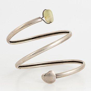 REY URBAN, a silver bracelet, Stockholm 1959.