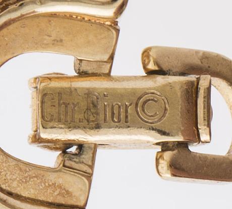Halsband, christian dior, 1900 talets andra hälft