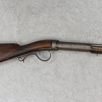 An end of the 19th Century Ahlstedt airgun.