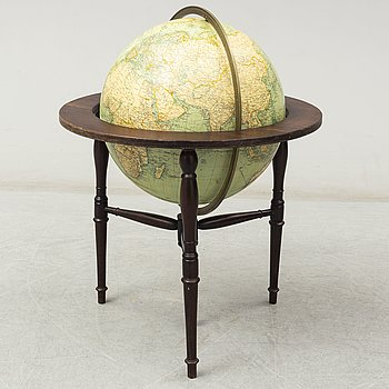 Philips 18 inch merchant shippers Globe, first hlaf of the 20th century.