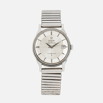 "OMEGA, Constellation, ""Pie-Pan"", Chronometer, armbandsur, 34.5 mm."