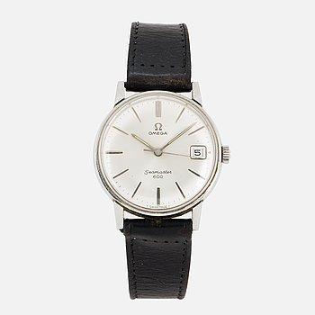 OMEGA, Seamaster 600, wristwatch, 34,5 mm.