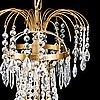 Ljuskrona, gustaviansk stil, 1900 talets slut