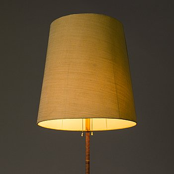 PAAVO TYNELL, a mid 20th century '9627' floor lamp for Idman.