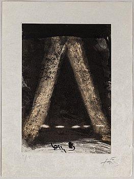 PAROLES PEINTES IV, Éditions O. Lazar-Vernet, Paris, 1970.