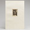 Jean francois millet, etching