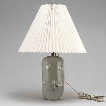 A Swedish modern table lamp, mid 20th century.