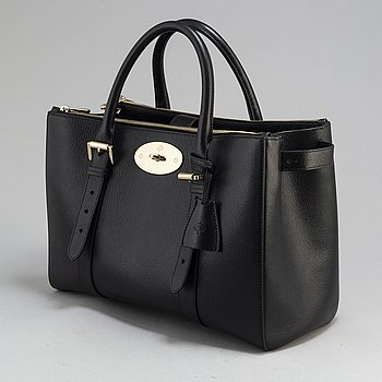 MULBERRY, Bayswater Double Zip.