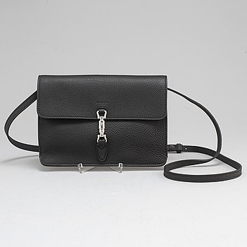 GUCCI, Jackie Soft Flap Convertible Wallet Bag.
