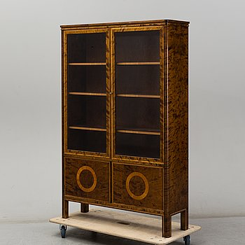 Ture Ryberg, an attributed Swedish Grace cabinet, 1930's.