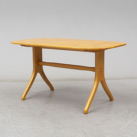 A second half of the 20th century coffee table 'stora salen' by carl malmsten
