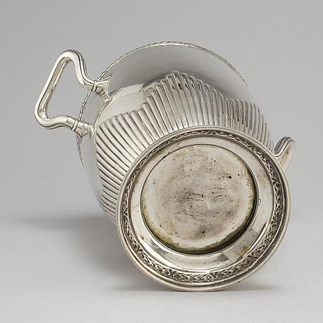 Champagnekylare, silver, tyskland, tidigt 1900 tal