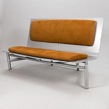 STEFAN LINDFORS, a 'Booa' sofa for Skanno designed 1992.