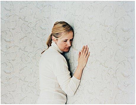 """Anneè olofsson, """"the conversations - grande corniche/the dealer"""", 2006."""