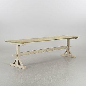 A TABLE.