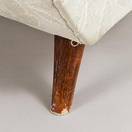 Gio ponti, sofa, manufactured by asko 1957 1959