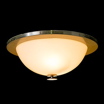 GUNILLA JUNG, a 1930s '1035' ceiling lamp for Stockmann Orno.