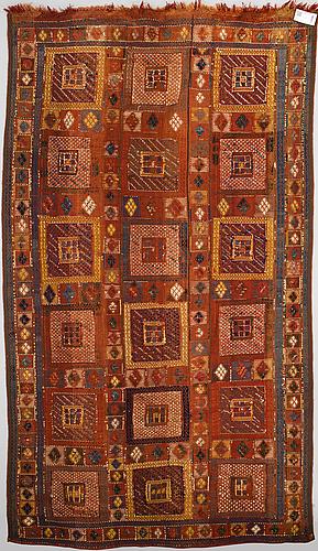 Textil, antik, verneh, kaukasus, 163x271 cm