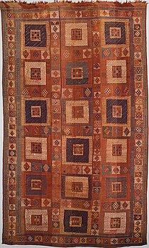 MATTA/TEXTIL, antik, Verneh, Kaukasus, 163x271 cm.