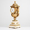 A french early 19th century mantel clock.