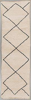 GALLERIMATTA, Marocko, ca 275 x 90 cm.