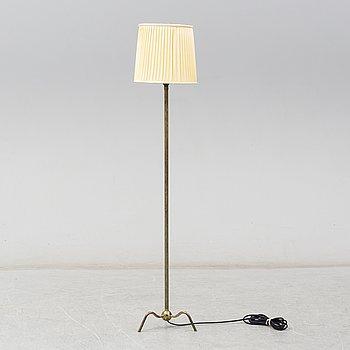 HARALD ELOF NOTINI, golvlampa, Böhlmarks, Stockholm 1940-tal, modell 15390.
