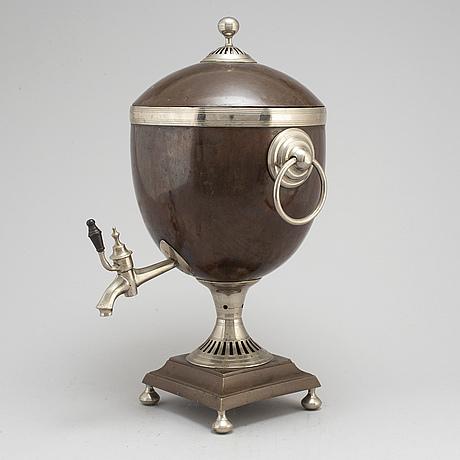 A mid 19th century samovar