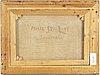 Mosse stoopendaal, olja på duk, signerad och daterad 1941.