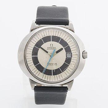 OMEGA Automatic dynamic, armbandsur, bredd 40 mm.