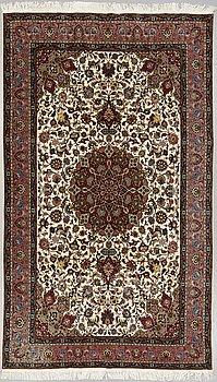 MATTA, Old Täbris, part silk, 40-50 Raj, ca 309 x 204 cm.