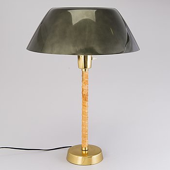 LISA JOHANSSON-PAPE, A 1960s '940 025' table lamp for Stockmann Orno, Finland.