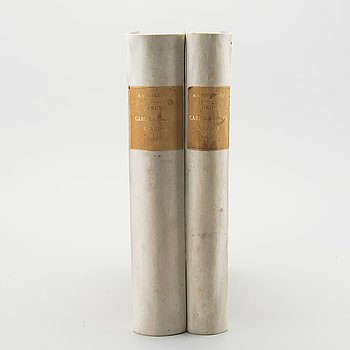 "SAMUEL VON PUFENDORF, ""Sju böcker om Konung Carl X Gustafs bragder"" vol I-II, 1915."