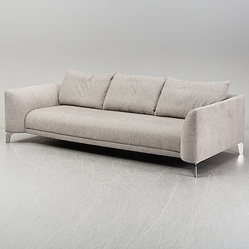 a 'Canvas' sofa by Marcel Wanders for Moooi.