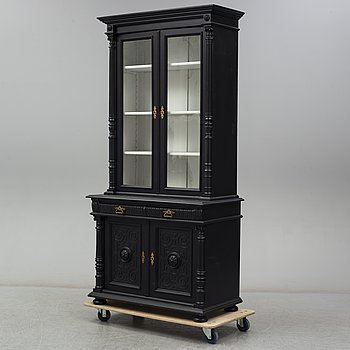 A late 19th century cupboard.