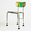 """Gaetano pesce, a """"broadway"""", chair, produced by bernini, italy, 1993."""
