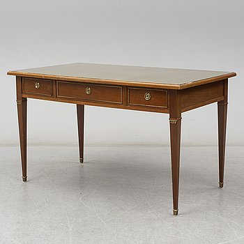 A mid 20th Century late Gustavian style writing desk.