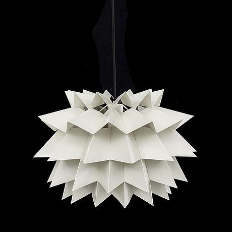 """Anton fogh holm & alfred j andersen,  ceiling lamp, """"starlight"""", nordisk solar"""