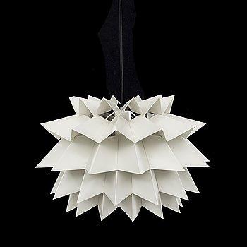 """ANTON FOGH HOLM & ALFRED J ANDERSEN,  ceiling lamp, """"Starlight"""", Nordisk solar."""