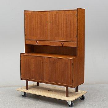 A Swedish teak cabinet, 1960's.