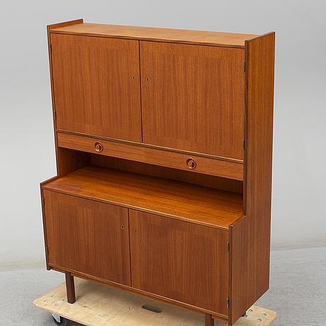A swedish teak cabinet, 1960's