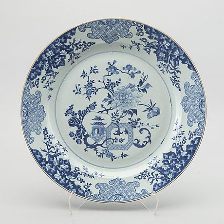 SkÅlfat kina qianlong (1736 95) porslin