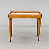 A 20th century gustavian style table
