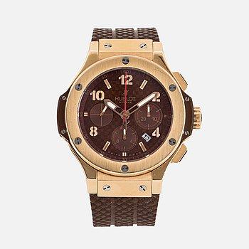 """HUBLOT, Geneve, Big Bang, """"Cappuccino"""", kronograf, armbandsur, 44 mm."""