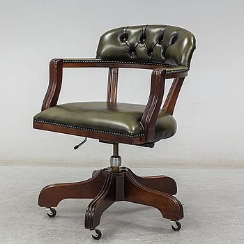 An end of the 20th Century desk chair.