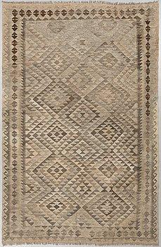 A CARPET, Kilim, ca 242 x 164 cm.