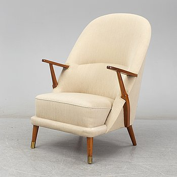 A 1950s east chair, probably Sweden.