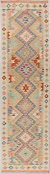 GALLERIMATTA, Kelim, ca 285 x 77 cm.
