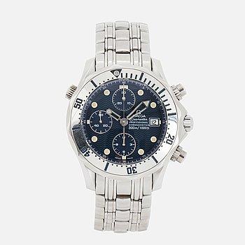 OMEGA, Seamaster, Professional (300m/1000ft), kronograf, armbandsur, 41.5 mm.