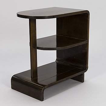 MAIJA HEIKINHEIMO, A side table, 'Apu 604', for Asko, Finland. Model designed in 1934.