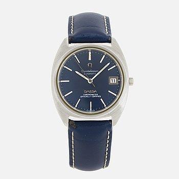 "OMEGA, Constellation, ""C"", Chronometer, wristwatch, 34,5 mm."